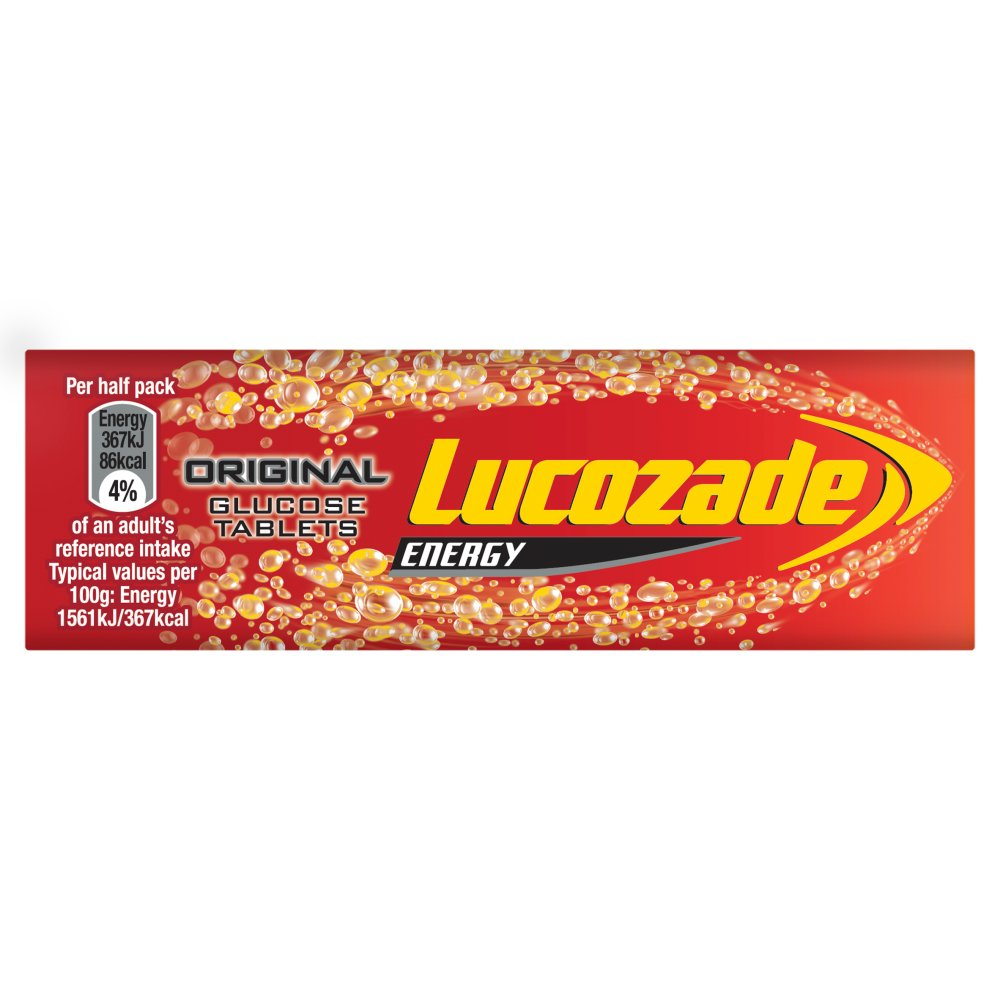 Lucozade Tablets Original