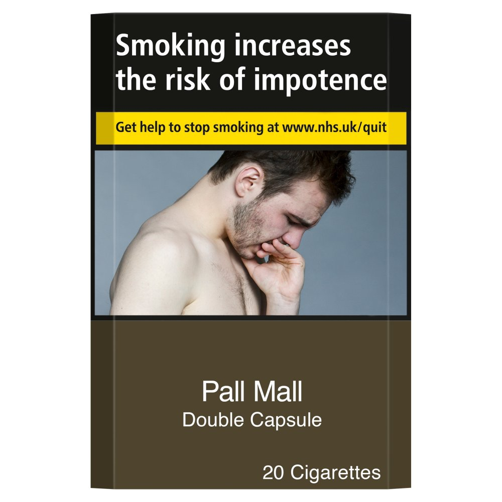 Pall Mall Kingsize Double Capsule