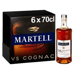 Martell VS Cognac 6 x 70cl