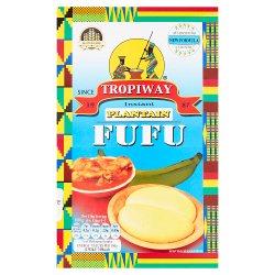 Tropiway Instant Plaintain Fufu 5 x 136g (680g)