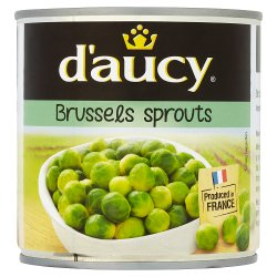 D'Aucy Brussels Sprouts 400g