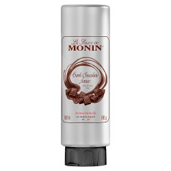 Monin Dark Chocolate Flavoured Sauce 500ml
