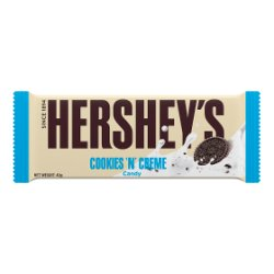 Hershey's Cookies 'n' Creme Candy Bar 43g