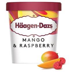 Häagen-Dazs Mango & Raspberry Ice Cream 460ml