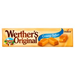 Werther's Original Traditional Creamy Toffees 48g