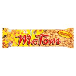 Mr. Tom Peanut Bar 40g