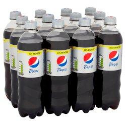 Pepsi Diet 12 x 600ml