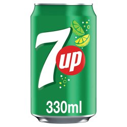 7UP Lemon and Lime Regular 330ml