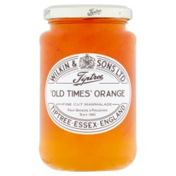 'Old Times' Orange Fine Cut Marmalade 454g