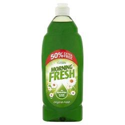 Morning Fresh Original Washing Up Liquid 450ml +50%