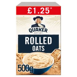 Quaker Porridge Oats PMP 500g