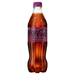 Coca-Cola Zero Sugar Cherry 500ml PM £1