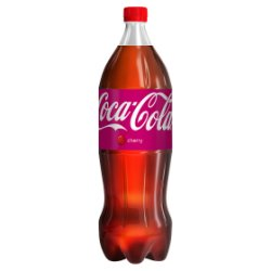 Coca-Cola Cherry 1.75L PMP £1.79 or 2 for £2.75