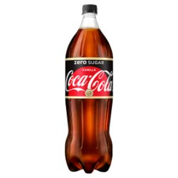 Coca Cola Zero Sugar Vanilla PM £1.89 Or 2/ £2.89