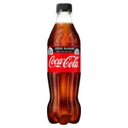 Coca-Cola Zero Sugar 500ml PM £1.15 or 2 for £2.20