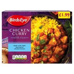 Birds Eye Chicken Curry with Rice 400g