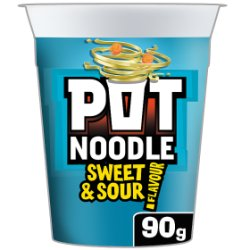 Pot Noodle Sweet & Sour Standard 90g