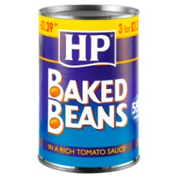 HP Baked Beans In a Rich Tomato Sauce 415g