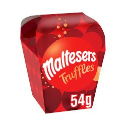 Maltesers Truffles Chocolate Small Gift Box 54g