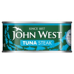 John West Tuna Steak in Brine 160g