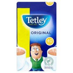 Tetley Original Tea Bags PMP x40