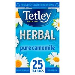 Tetley Camomile Tea Bags x25