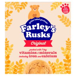 Farley's All Ages 4-6 Months Onwards Farley's Rusks Original 150g