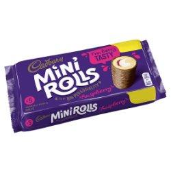 Cad Rasp Mini Rolls PMP