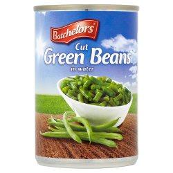 Batchelors Cut Green Beans in Water 290g