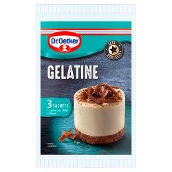 Dr. Oetker Gelatine Sachet 3 x 12g
