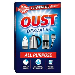 Oust All Purpose Descaler 3 x 25ml