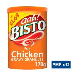 Bisto Gravy Granules for Chicken 170g PMP