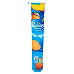 Rubicon Mango Push Up Lolly PM 89p