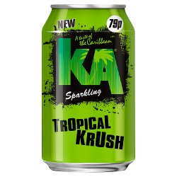 KA Sparkling Tropical Krush 330ml