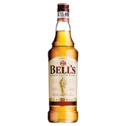 Bell's Whiskey 70cl PMP £15.49