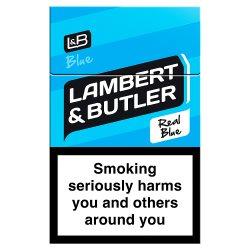 Lambert & Butler Kingsize Blue