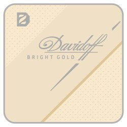 Davidoff Bright Gold 20