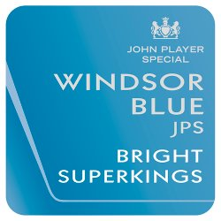 Windsor Blue JPS Bright Superkings 20s