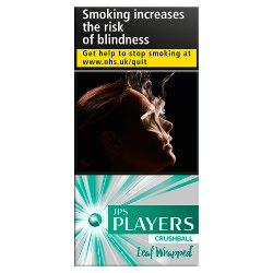 JPS Players Cigarillo 10s