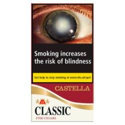 Castella Classic Fine Cigars 10 Outer