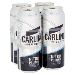 Carling Premier Lager 4 x 440ml