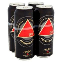 Bass Ale Beer Bottle 500ml