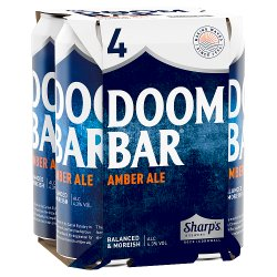 Doom Bar Amber Ale 4 x 500ml