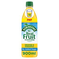 Robinsons Orange & Pineapple 900ml