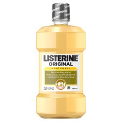 Listerine Original Mouthwash 250ml