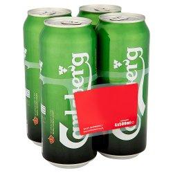Carlsberg 4 For GBP4.39