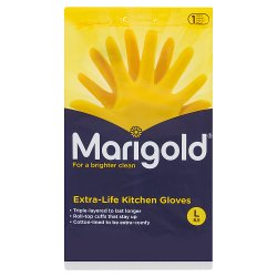 Marigold Extra-Life Kitchen Gloves Large