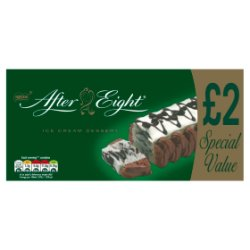 Nestlé After Eight Ice Cream Dessert 750ml