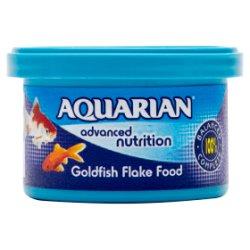 AQUARIAN Goldfish Food Flakes 13g