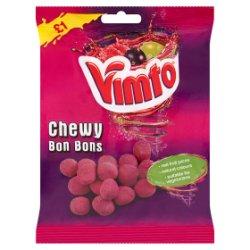 Vimto Chewy Bon Bons 165g